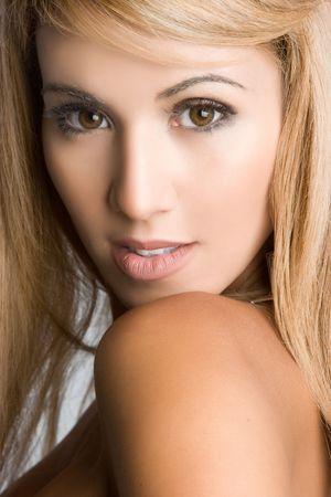 blonde hispanic: Beautiful Latin Girl