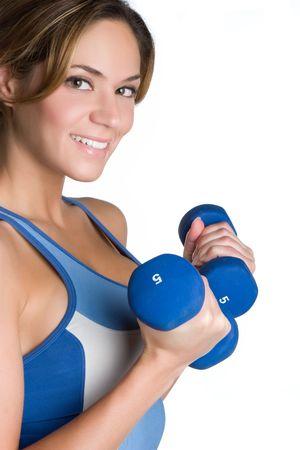 Workout Woman Stock Photo - 5634193