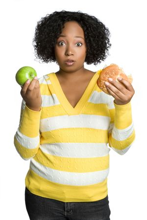 Diet Woman Stock Photo - 5747539