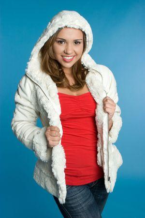 Winter Girl Stock Photo - 5747543