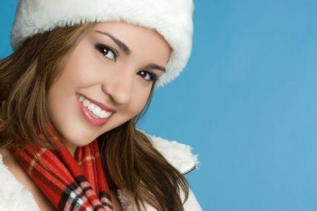 beanies: Smiling Girl