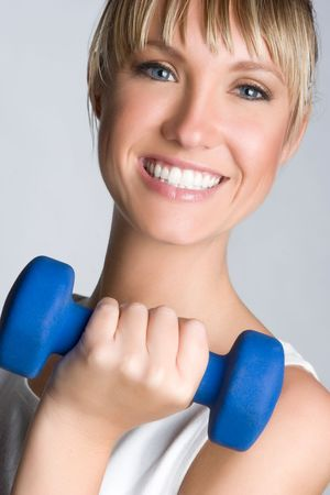 Healthy Fitness Woman Stock Photo - 5997442