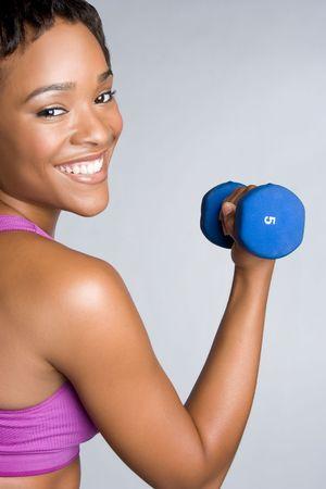 Workout Girl photo