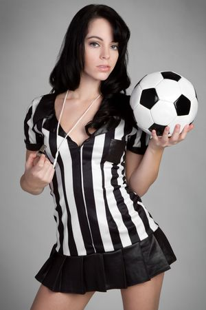 costume ball: Soccer Referee LANG_EVOIMAGES