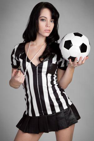 referee: Soccer Referee LANG_EVOIMAGES