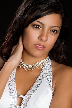 Latin Girl Stock Photo - 6162895