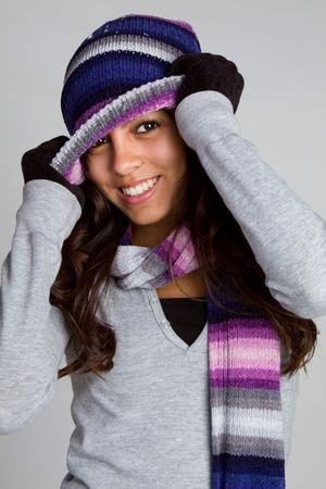 beanies: Giocoso Winter Girl LANG_EVOIMAGES