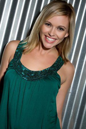 Smiling Blond Girl Stock Photo - 6179714