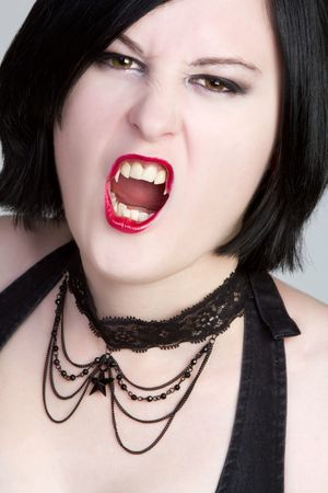 Vampire Woman Stock Photo - 6580996