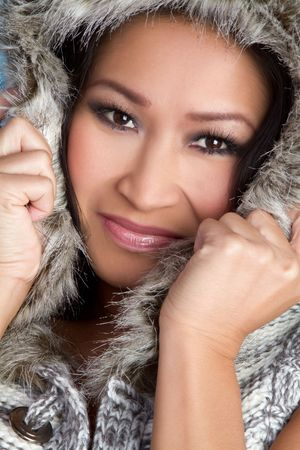 Gorgeous Winter Woman Stock Photo - 6307121