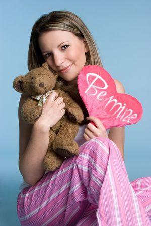 Valentines Girl Stock Photo - 6334376