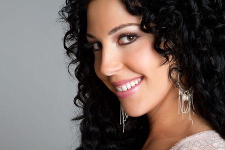 Smiling Woman Stock Photo - 6334389
