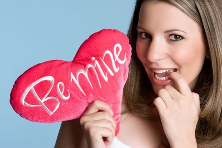 Be Mine Girl Stock Photo - 6334385