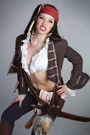 red siren: Mad Pirate
