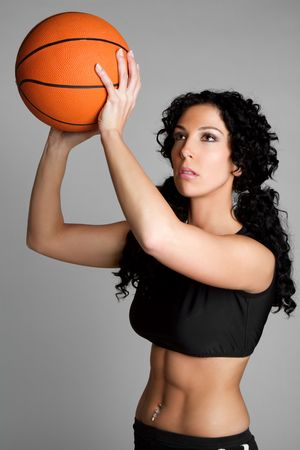 Basketball Player Stock Photo - 6343121