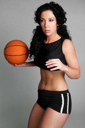 Playing Basketball Stock Photo - 6363437