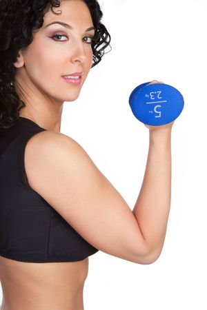 Healthy Fitness Woman Stock Photo - 6385115