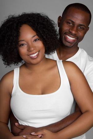 Joyful Couple Stock Photo - 6581020
