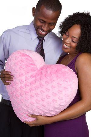 Valentines Day Couple Stok Fotoğraf