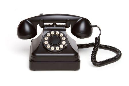 Ancien téléphone Fashion Banque d'images - 6470583
