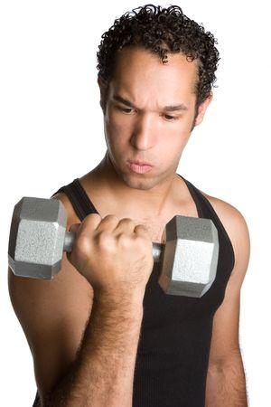 Fitness Man Stock Photo - 6477214