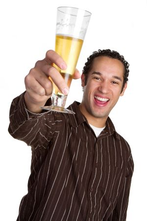 Man Holding Beer Stock Photo - 6494808