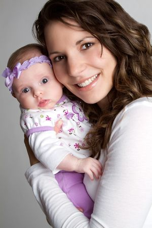 Mother and Child Stock Photo - 6501358