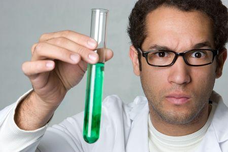 Mad Scientist Stock Photo - 6546295