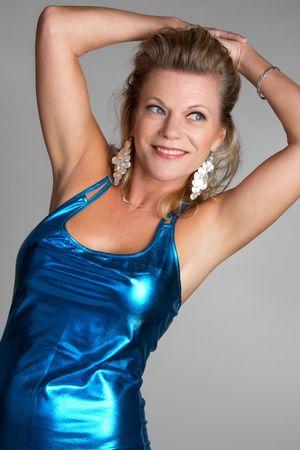 Beautiful Blond Woman Stock Photo - 6581065