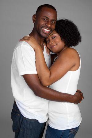 Happy Couple Smiling photo