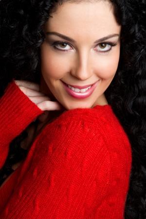 Beautiful Woman Portrait Stock Photo - 6615677