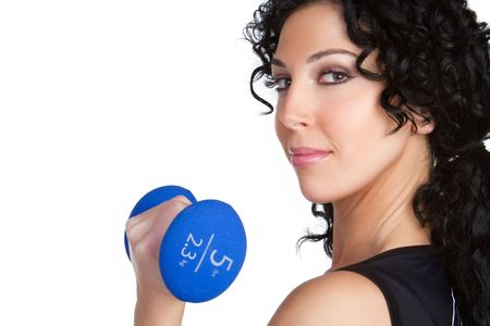 Healthy Fitness Woman Stock Photo - 6639626