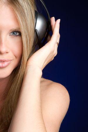 Music Girl Stock Photo - 6674409