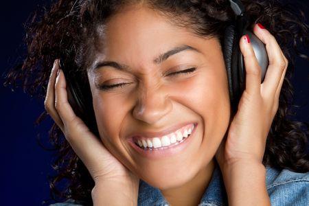 Fun Music Woman
