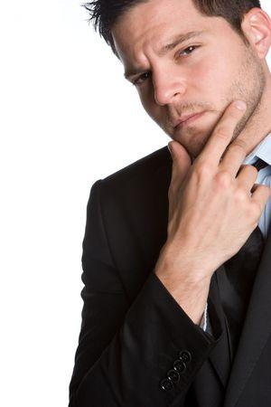 Thinking Man photo