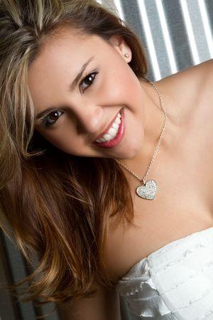 Girl Smiling Stock Photo - 6763174