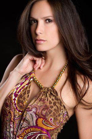 Beautiful Fashion Woman Stock Photo - 6775297