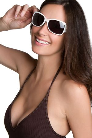 Sunglasses Woman Stock Photo - 6781799