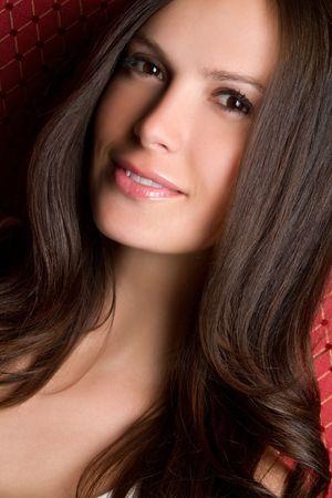 Beautiful Woman Portrait Stock Photo - 6789618