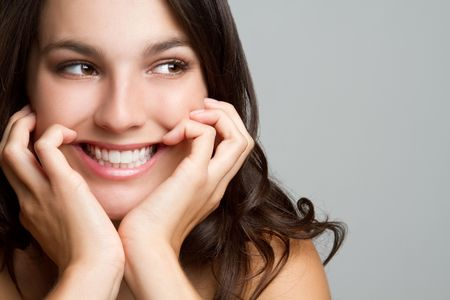 Smiling Teen Girl Stock Photo - 6829695