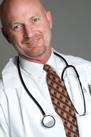 Doctor With Stethoscope Stock Photo - 6857723