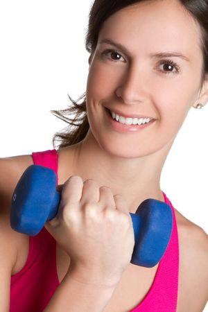Workout Woman Stock Photo - 6875105