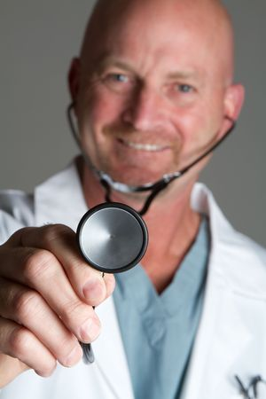 Male Doctor Stock Photo - 6875111