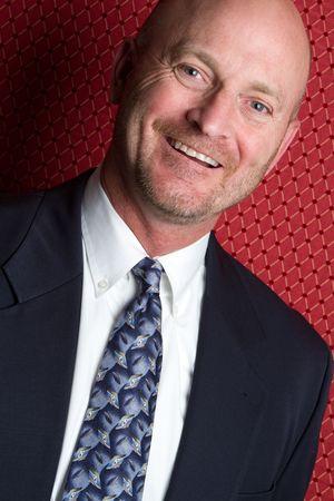 Smiling Businessman Stock Photo - 6921630