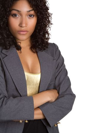 african american businesswoman: Business Woman