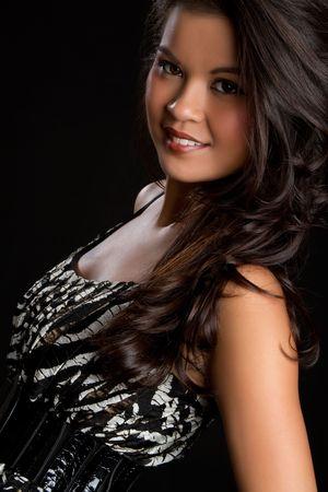 filipino ethnicity: Beautiful Filipino Girl