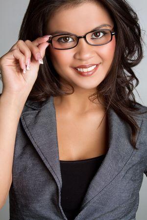 Pretty Businesswoman Stock Photo - 6990989