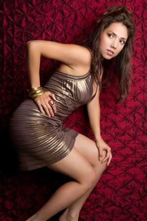 Fashion model woman Stock Photo - 7172737