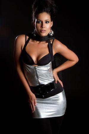 Latin fashion model Stock Photo - 7172740