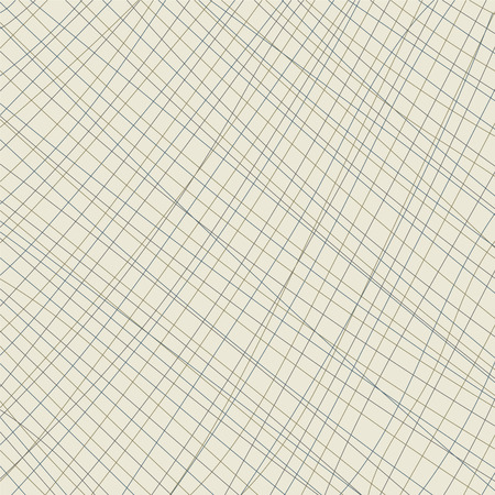 squiggly: Crisscross lines pattern background illustration